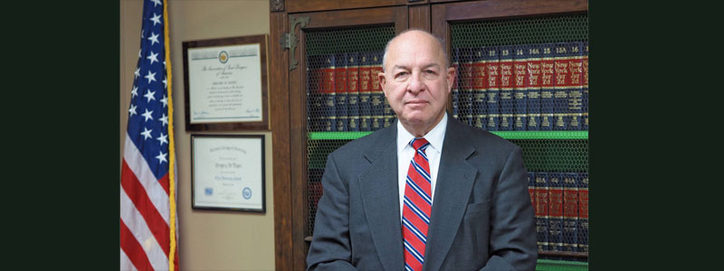 Attorney Gregory Bagen